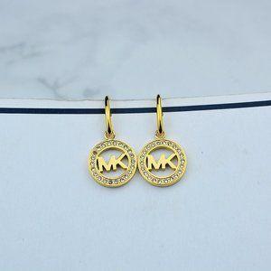 💕Michael Kors Natural Garnet Necklace